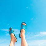 Teva sandalen, de ideale sandalen voor een stukje wandelen!
